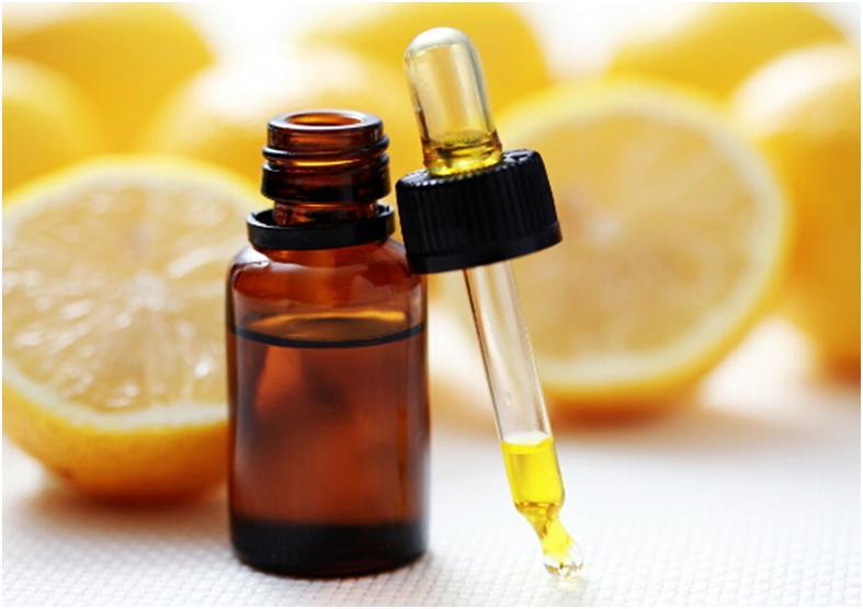 Масло лимона эфирное